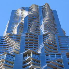 Frank Gehry's Spruce Street Tower